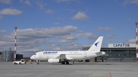 Аэропорт «Гагарин» открыл рейсы в Калининград и Сочи