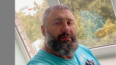 Вячеслав Максюта госпитализирован с воспалением легких