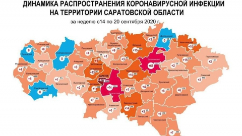 423 саратовца заболели коронавирусом за неделю