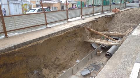 Перекресток с оживленным движением в центре Саратова будет перекрыт три дня