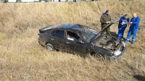 Мужчина нарушил правила и погиб на дороге в Балашовском районе