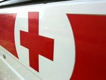 В столкновении двух легковушек пострадал двухлетний ребенок