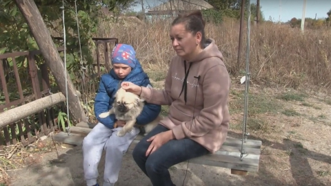 Потерявшийся самойловский мальчик нашелся в 15 километрах от дома | ВИДЕО