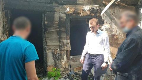 Пять лет следователи разбирались с делом о поджоге заброшенного дома