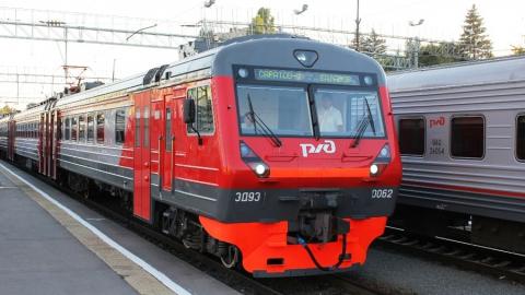 Пригородные поезда отменяются в Саратовской области