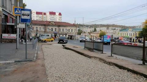 Реконструкция тепломагистрали на ул. Радищева завершена