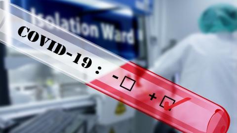 Оперштаб сообщает о резком скачке заболеваемости коронавирусом