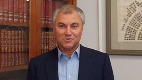 Вячеслав Володин: Принято решение о выделении 330 млн рублей на проект скоростного трамвая в Саратове