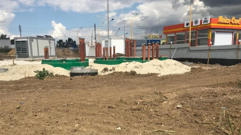 По инвестпрограмме КВС введена в эксплуатацию новая канализационная насосная станция