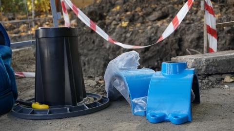 В КВС презентовали уникальное оборудование на водопроводных сетях
