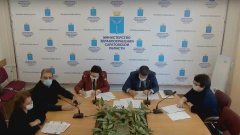 Уже 1 617 жителей Саратовской области страдают от коронавирусной пневмонии