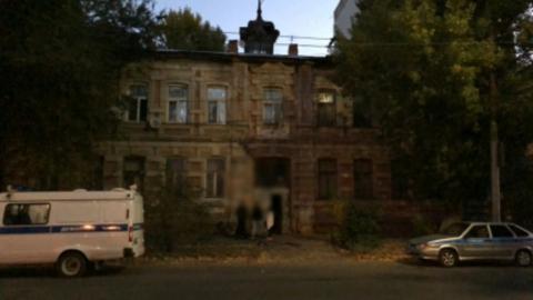 Подросток погиб, упав с крыши двухэтажки в центре Саратова
