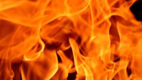 Пожар на Кумысной поляне произошел из-за неисправной печки