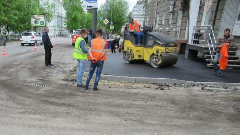 Администрация Октябрьского района потратила более миллиона на работы на коммерческих объектах