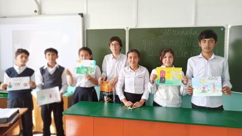 В саратовских школах учат обращаться с опасными отходами