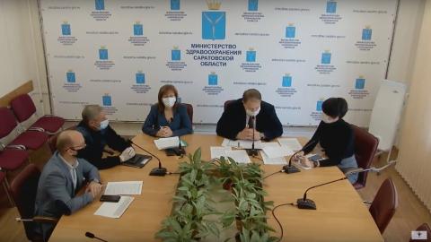 150 жителей Саратовской области тяжело переносят коронавирус и подключены к ИВЛ