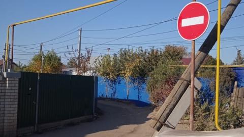 Житель Энгельса добился запрета на въезд на одну из улиц города