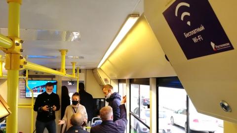 Wi-Fi поставили на рельсы: в саратовском трамвае появился беспроводной интернет от «Ростелекома»