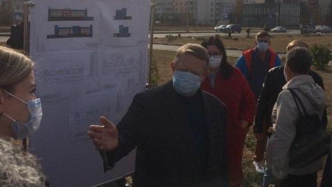 Панков: Новая поликлиника в Юбилейном необходима и жителям, и врачам