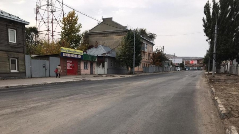 «Т Плюс» выполнила благоустройство ул. Соколовой в Саратове