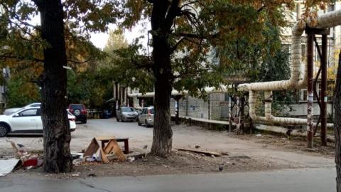Жители Саратова: На улице Навашина дубам грозит уничтожение!