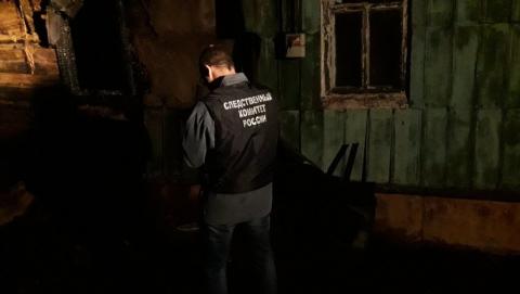 Непотушенная сигарета стоила жителю Балашовского села жизни