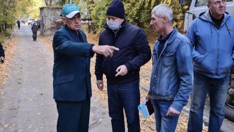 Жители 13-го Шелковичного проезда удовлетворены ходом строительных работ КВС
