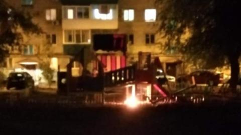 Балаковцы жалуются на терроризирующую улицу Факел Социализма банду малолетних хулиганов