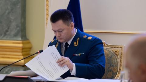 Генпрокурор раскритиковал работу саратовской прокуратуры