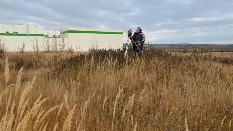 Специалисты начали изыскания для строительства школы в Иволгино