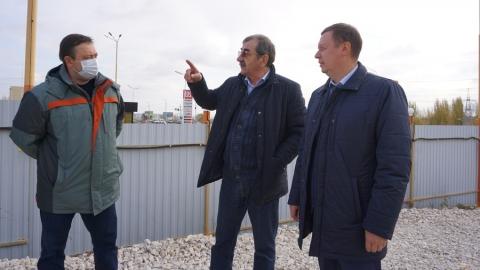 Юрий Ерофеев высоко оценил реализацию инвестпрограммы КВС