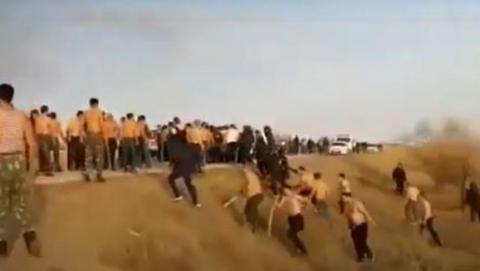 Представитель курдской автономии: в Дергачевском районе было организованное нападение на село