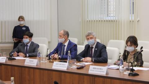 Сбербанк и «Деловая Россия» поддержат бизнес Саратовской области
