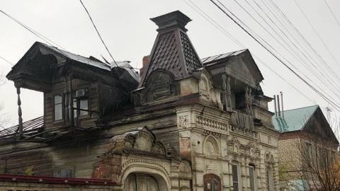 От владельцев аварийного дома Чертухина в Хвалынске потребовали объяснений