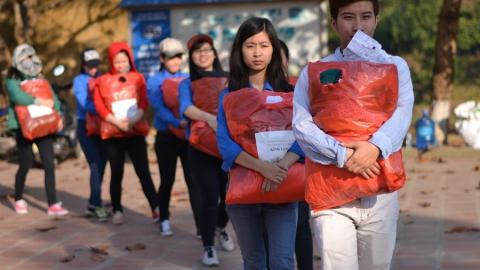 Саратовцы на самоизоляции вновь могут обратиться к волонтерам за помощью