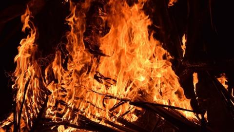 Неисправная печка стоила жителям Лысых Гор бани