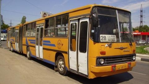 Пригородные автобусы отменили в Саратове