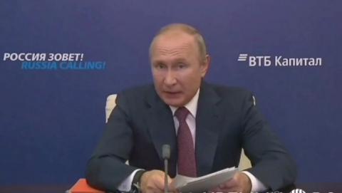 Владимир Путин: общенациональный локдаун в России не планируется