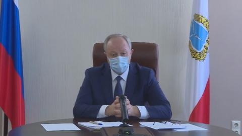 Валерий Радаев попал в десятку «коронавирусных» глав регионов
