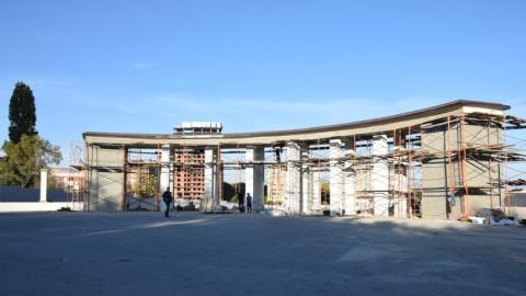 В Саратове завершается один из этапов реконструкции стадиона «Спартак»