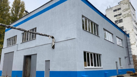 По инвестпрограмме КВС осуществляется строительство нового напорного коллектора