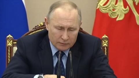 Владимир Путин считает, что конкурс для школьников «Большая перемена» должен стать ежегодным