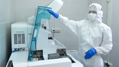 Более 30.000 исследований на COVID-19 было проведено в одной из крупнейших клиник Саратовской области