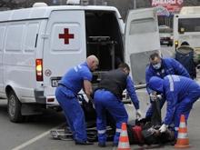 На шоссе Энтузиастов только что произошла автокатастрофа
