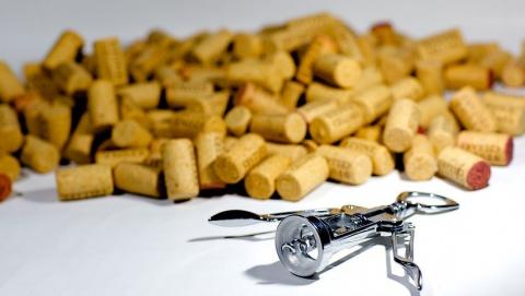 Четверть года полиция искала неуклюжего похитителя элитного алкоголя