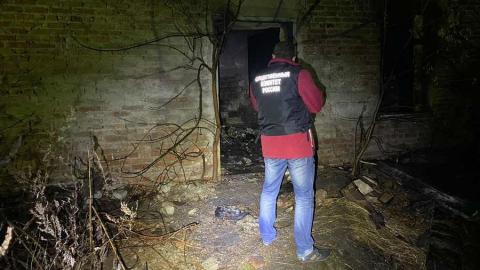 Два обгоревших трупа найдены в Балашове | 18+