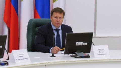 Валерий Радаев объявил выговор главе саратовского минфина