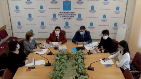 Пневмонией заразились 1 690 детей в Саратовской области