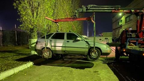 КВС: изъят автомобиль еще одного должника