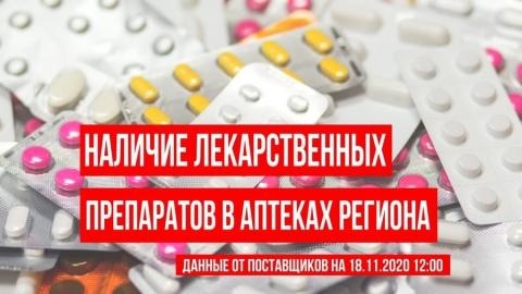 Опубликован первичный список лекарств в аптеках Саратова